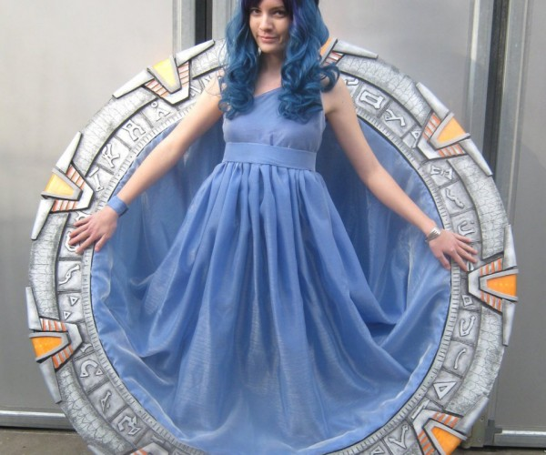 This Stargate Cosplay is Awesomely Adorable