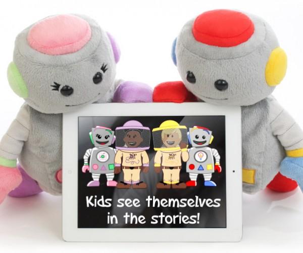 Trobo Storytelling Robot Gets Kids Interested in STEM