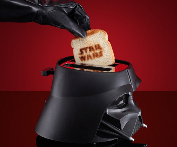 Darth Vader Toaster Force Brands your Bread