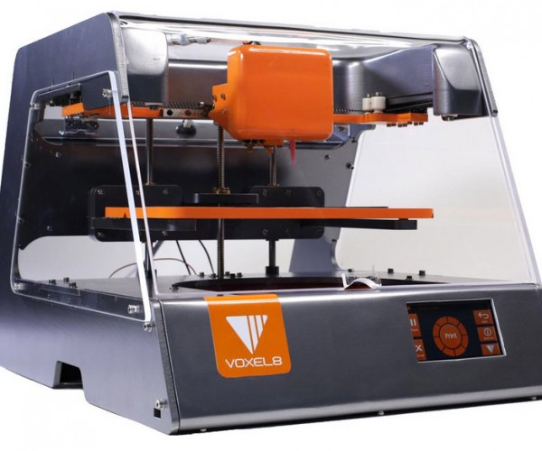Voxel8 to 3D Print Complete Electronic Devices