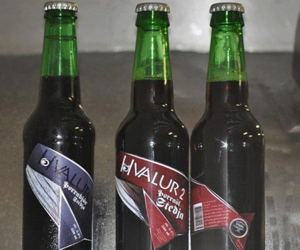 Endangered Whale Testicle Beer: WTF?