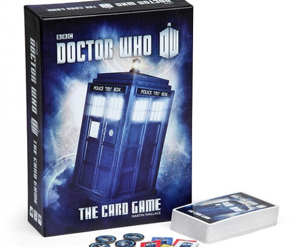 Official Doctor Who Card Game Features Docs 9-12