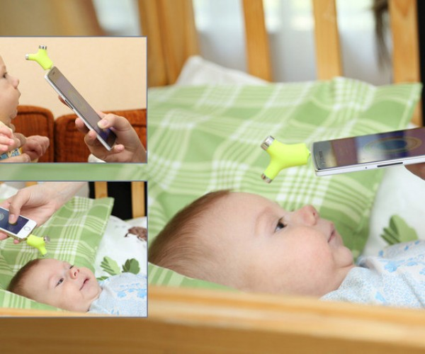 Wishbone Thermometer Lets you be a Temperature Checking Ninja