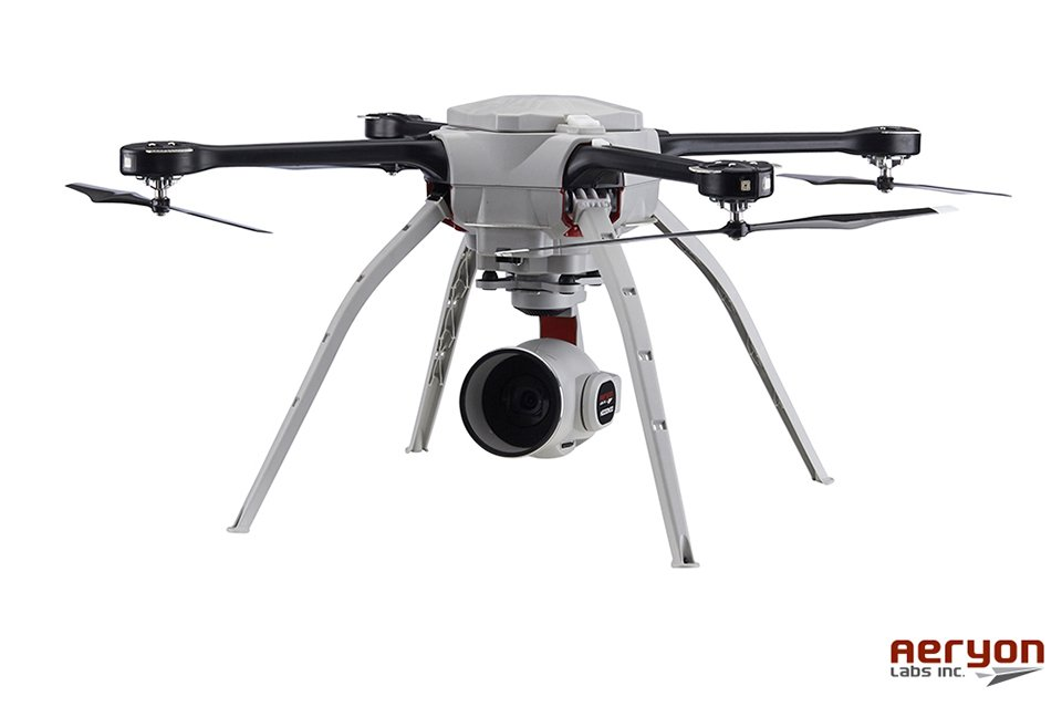 Aeryon Hdzoom30 Camera Lets Drone Operators Identify Faces