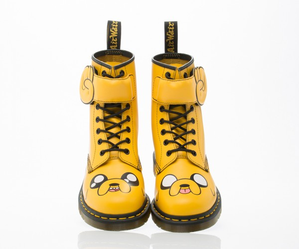Dr. Martens Adventure Time Boots: Martens the Footwear