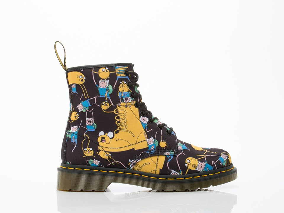 Dr. Martens Adventure Time Boots: Martens the Footwear ...