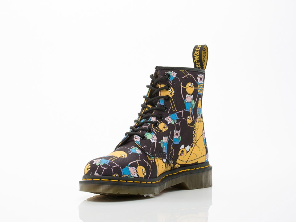 Dr Martens Adventure Time Boots Martens The Footwear