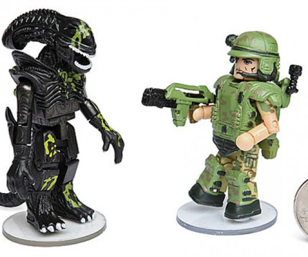Aliens Minimates: Game Over Man!