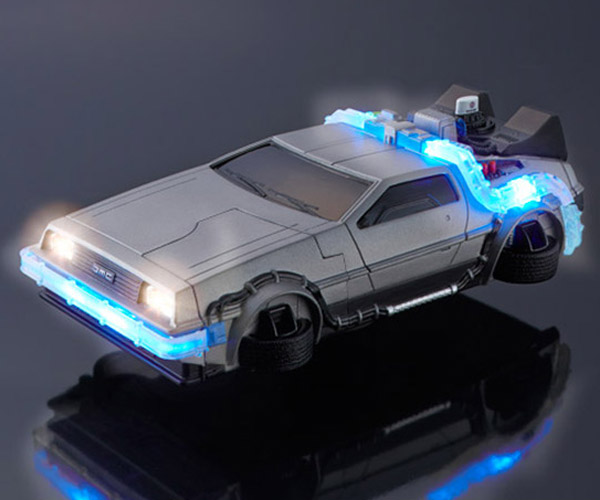 Back to the Future DeLorean iPhone 6 Case: It's About Time