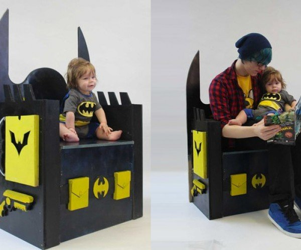 Quick to the Bat Chair!