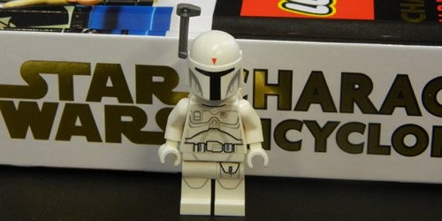 Lego Star Wars Character Encyclopedia To Include Boba Fett Proto Minifig