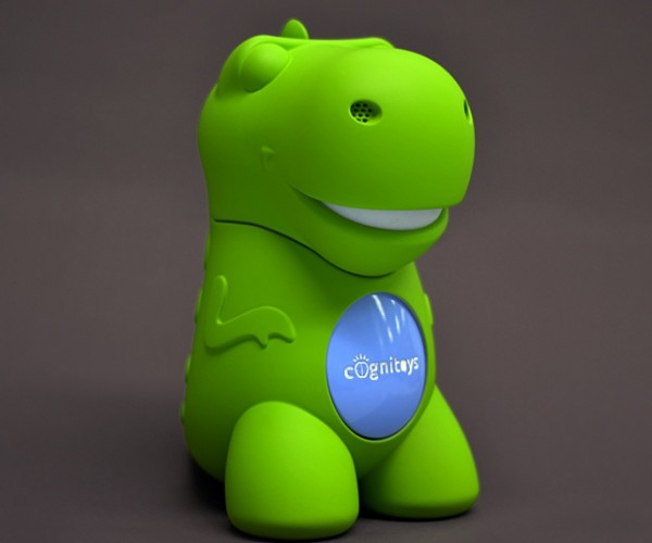 CogniToys Children's Toy Uses IBM Watson to Talk to Kids: Baby Deep Blue