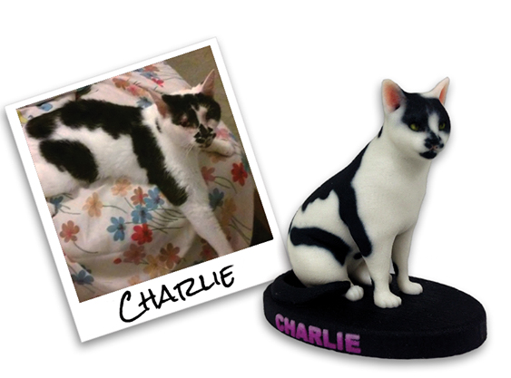 Plush Doll of Your Pet: Cuddle Clones - Technabob