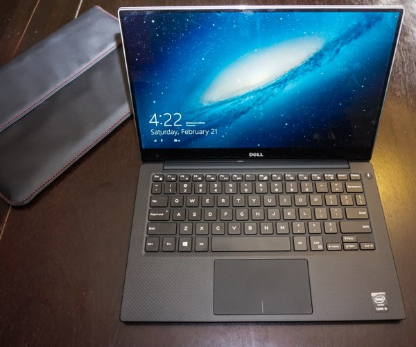 Review: Dell XPS 13 (UHD+ 2015 Model)