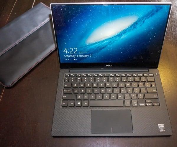 Review: Dell XPS 13 (QHD+ 2015 Model)