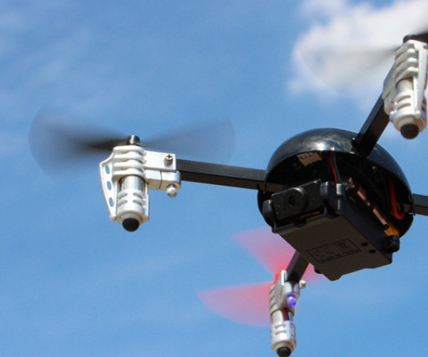 Rule the Skies with the Extreme Micro Drone w/Camera