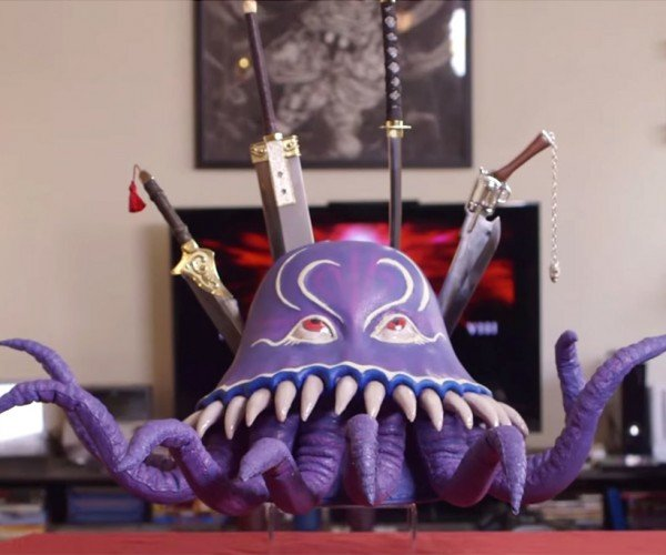 Super-Fan Builds: Final Fantasy Kitchen Knives