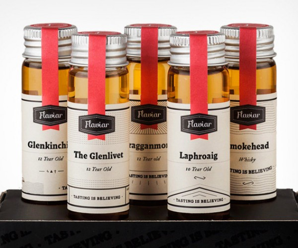 Technabob Shop Deal: Taste Five Great Top-Shelf Whiskeys