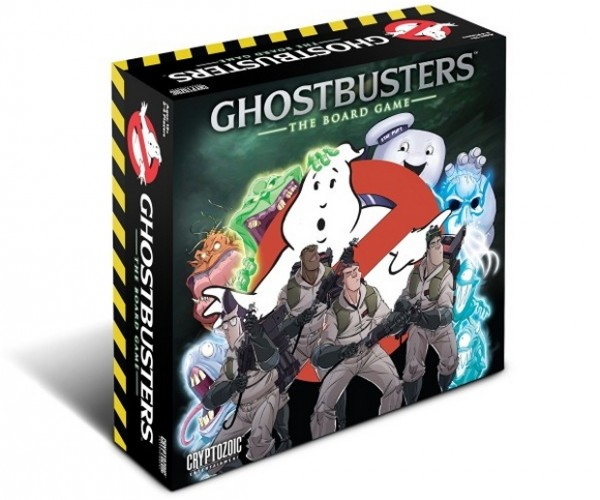 The Ghostbusters Board Game: Whatcha Gonna Play?