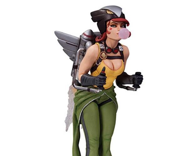 DC Comics Hawkgirl Statue: Hawtgirl