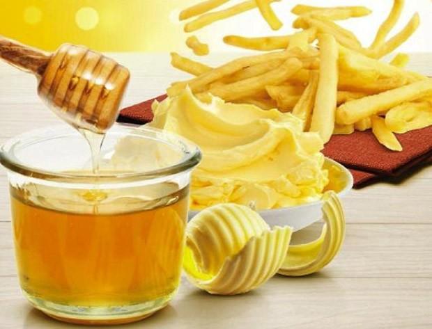 honey-fries