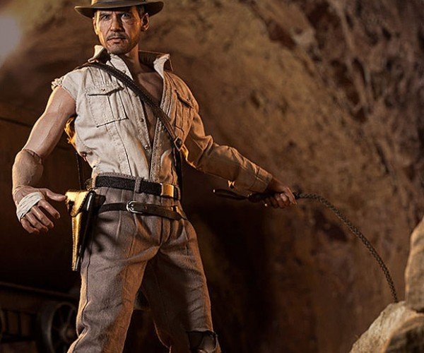 Indiana Jones and the Temple of Doom Action Figure: Beating Heart Sold Separately