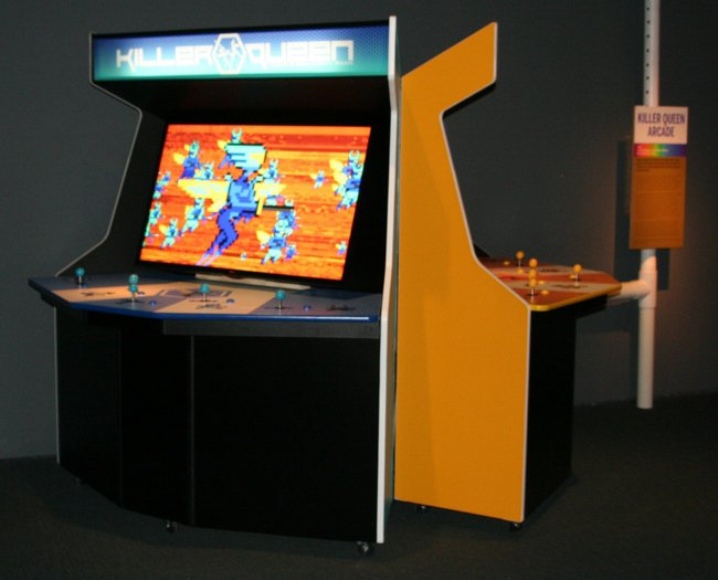 Killer Queen 10-player Arcade Game: Guaranteed to Blow Your Mind ...