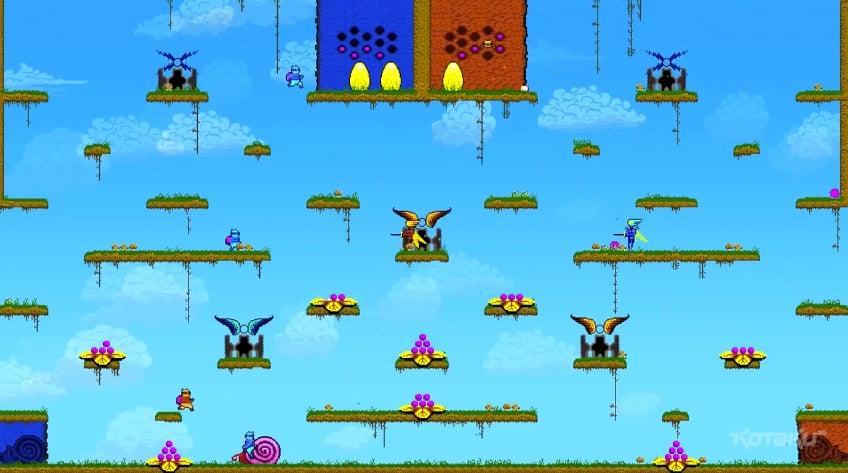 Killer Queen 10 Player Arcade Game Guaranteed To Blow