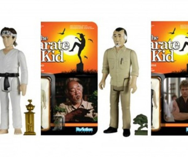Karate Kid Action Figures Will Sweep the Leg