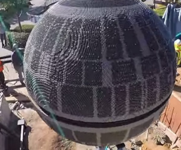 The Death Star Is Coming to LEGOLand California