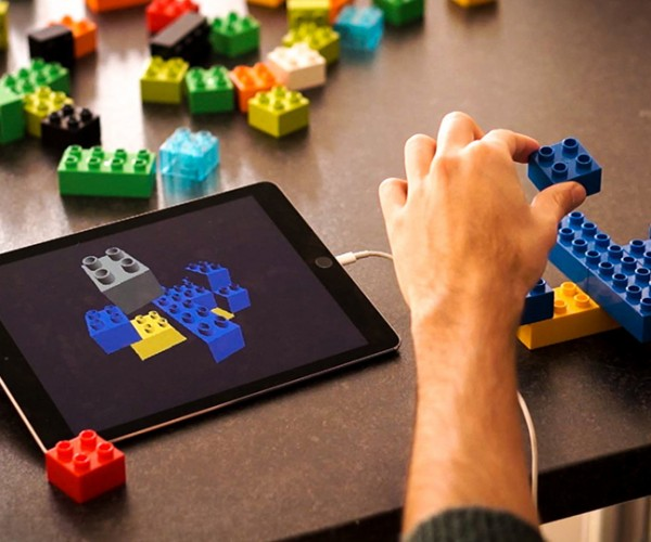LEGO X Converts Creations into 3D Models in Real Time: Body and Soul