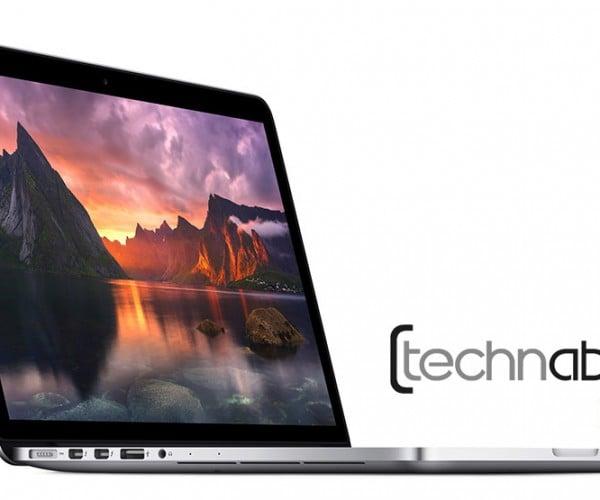 Win a Retina Macbook Pro!