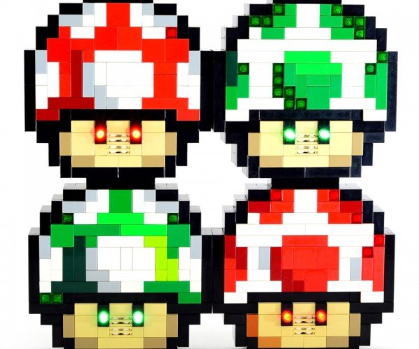 LEGO Super Mario Noisemakers: 8-bit Blocks