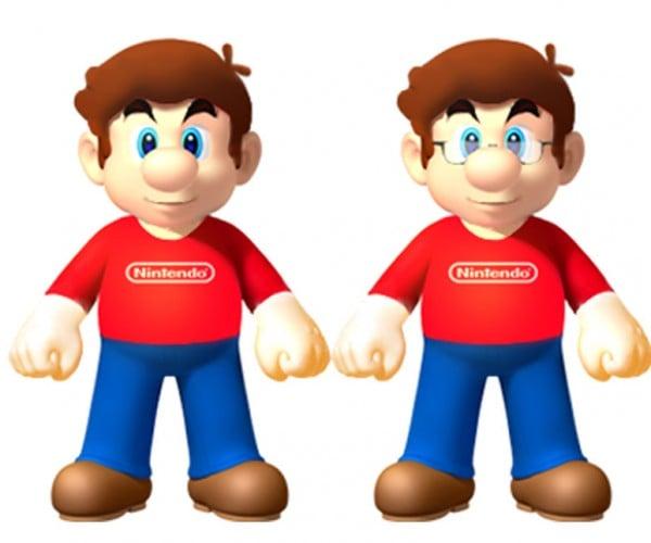 Luigi Wouldn't Recognize Mario Sans Mustache and Hat