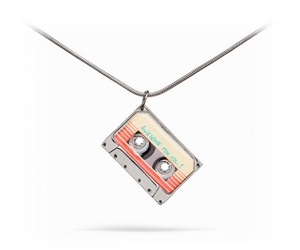 Guardians of the Galaxy Awesome Mix – Vol. 1 Pendant