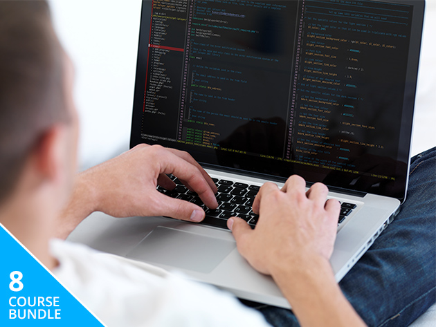 Pay What You Want for The Ultimate Learn to Code Bundle - Technabob