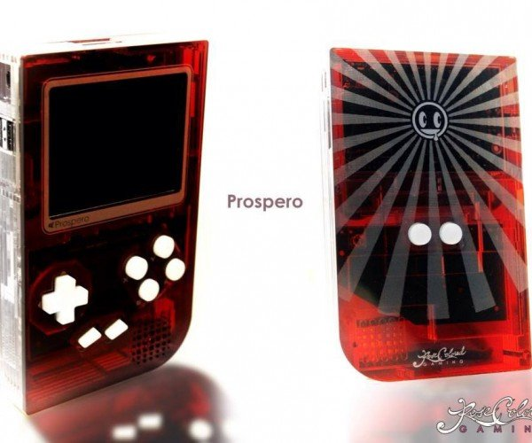 Pascali Raspberry Pi Portable Retro Console: Ghosts of Consoles Past