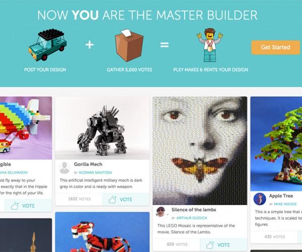 PleyWorld Crowdsources Ideas for LEGO sets: Pleygiarism