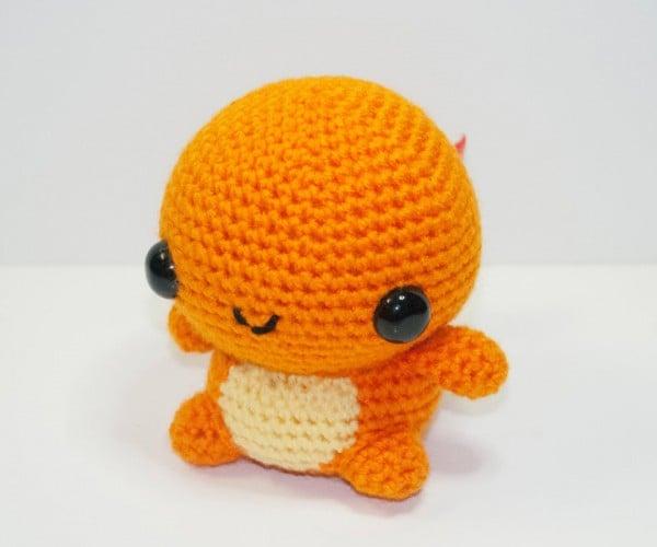 Pokémon Amigurumi: Gotta Squeeze 'Em All