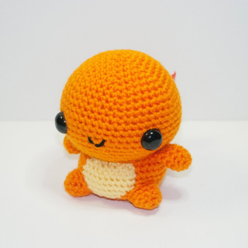Crochet Patterns Pokemon Characters : Pokemon Amigurumi: Gotta Squeeze Em All - Technabob