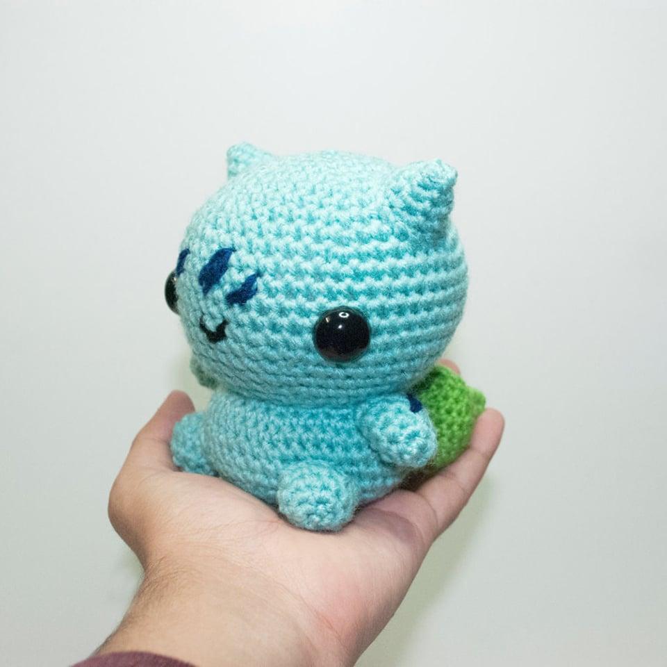 Crochet Pokemon Patterns - Crochet Now | 960x960