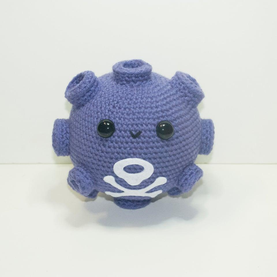 Crochet Pokemon : Amigurumi Crochet Pokemon Pikachu Images Pokemon Images