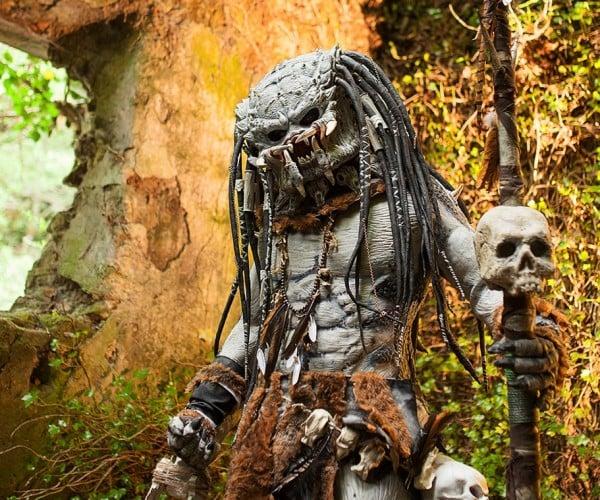 Primitive Predator Costume: Get to the Cave!