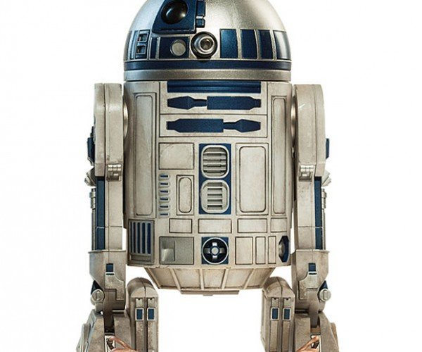 R2-D2 Deluxe Sixth Scale Figure: The Want is Strong with This one