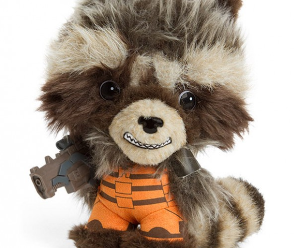 Rocket Raccoon Plush Puts the Joy in Everything