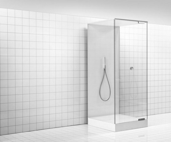 Shower Uses Water that Goes Down the Drain to Clean You