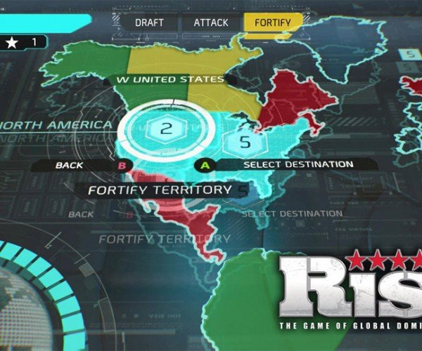 Risk Lands on Xbox One and PS4 Consoles