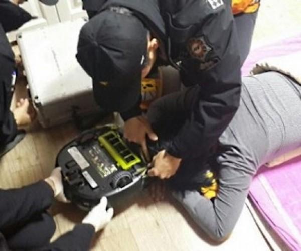 Robot Vacuum Attacks Sleeping Owner's Head