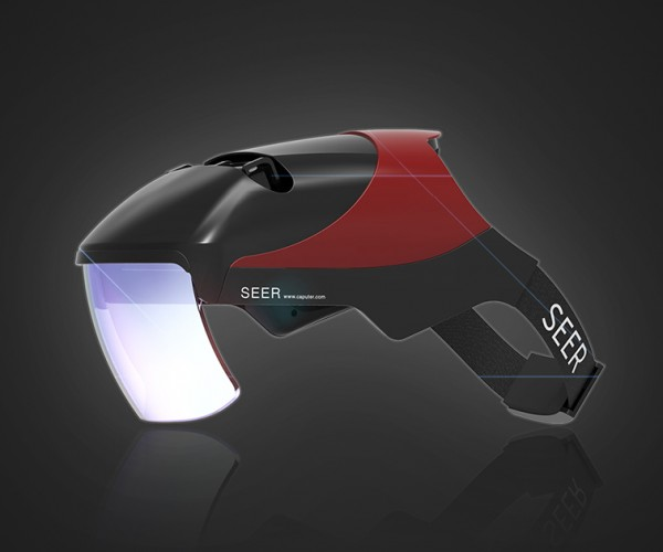 Seer Head-mounted Display Has 100ºFOV: Augmented Reality or Augmented Screen?