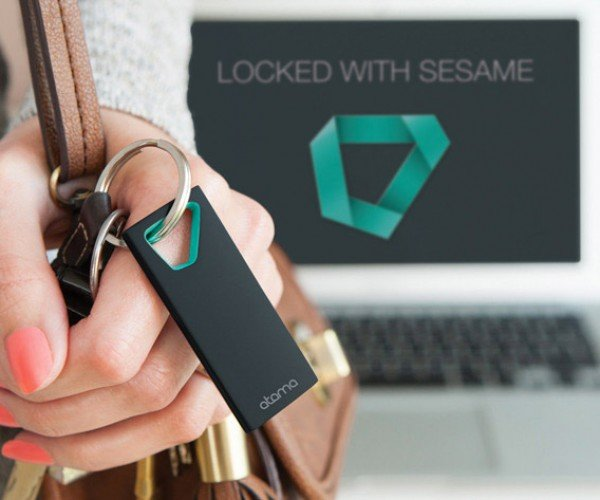 Lock Your Mac Every Time You Walk Away with Sesame 2